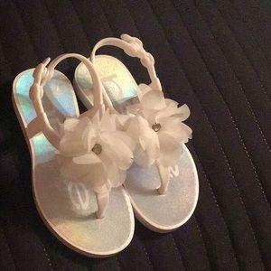NWOT Toddler Bebe sandals